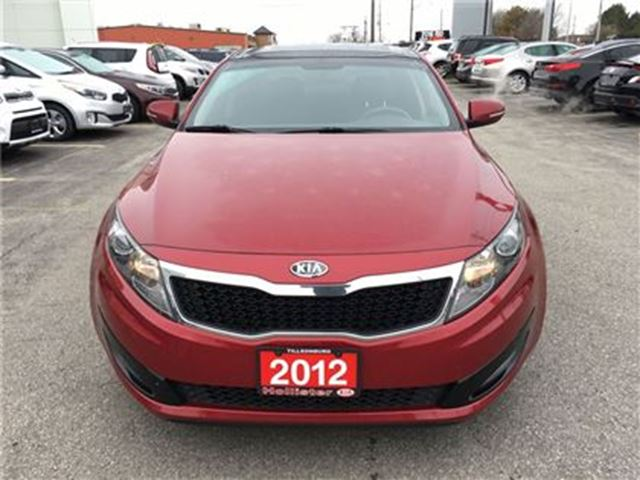 2012 kia optima lx brantford ontario used car for sale. Black Bedroom Furniture Sets. Home Design Ideas