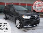 2015 Dodge Durango LIMITED, AWD, GREAT CONDITION, UNDER 30,000KMS in Bonnyville, Alberta