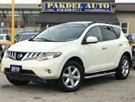 2010 Nissan Murano SL AWD*ACCIDENT FREE*CAMERA*PANORAMIC*RUNNING B in Toronto, Ontario