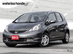 2013 Honda Fit LX Sold Pending Delivery...One Owner. Automatic, A/C and More! in Waterloo, Ontario