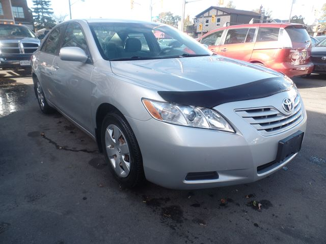 2008 toyota camry le ottawa ontario used car for sale 2644938. Black Bedroom Furniture Sets. Home Design Ideas