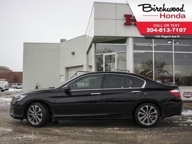 2013 honda accord sport winnipeg manitoba used car for. Black Bedroom Furniture Sets. Home Design Ideas
