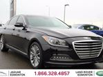 2015 Hyundai Genesis 3.8 Luxury AWD - LOCAL ALBERTA TRADE IN | NO ACCIDENTS | FULL 3M PROTECTION APPLIED | PANORAMIC SUNROOF | HEATED/COOLED FRONT SEATS | HEATED STEERING WHEEL | POWER/MEMORY SEATING | NAVIGATION | BACK UP CAMERA | PARKING SENSORS | DUAL ZONE CLIMATE CON in Edmonton, Alberta