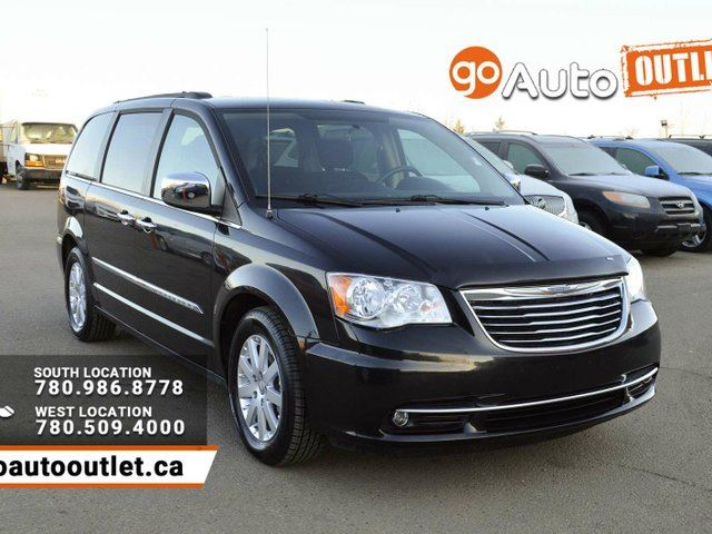 2014 chrysler town and country touring edmonton alberta used car for sale 2644986. Black Bedroom Furniture Sets. Home Design Ideas