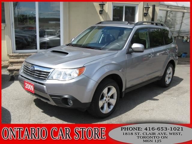 2009 subaru forester 2 5xt turbo limited awd leather. Black Bedroom Furniture Sets. Home Design Ideas