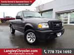 2008 Ford Ranger XL W/ TONNEAU COVER & 5-SPEED MANUAL in Surrey, British Columbia