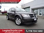 2014 Dodge Journey CVP/SE Plus LOCALLY DRIVEN & PRICED TO SELL in Surrey, British Columbia