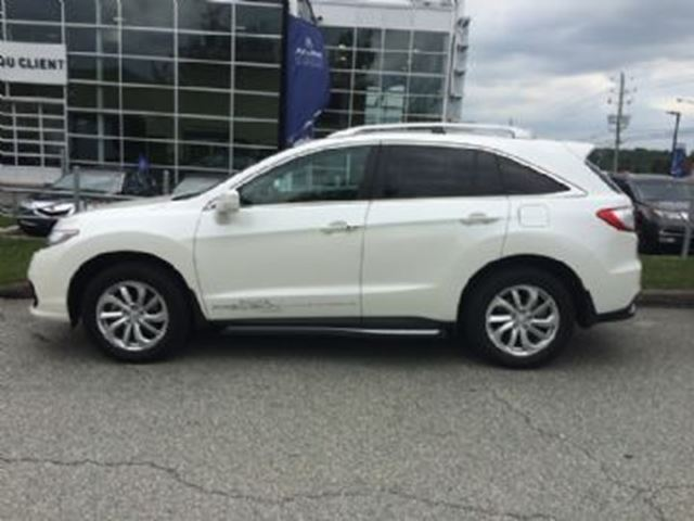 2016 acura rdx awd tech ensemble show room mississauga ontario used car for sale 2645311. Black Bedroom Furniture Sets. Home Design Ideas
