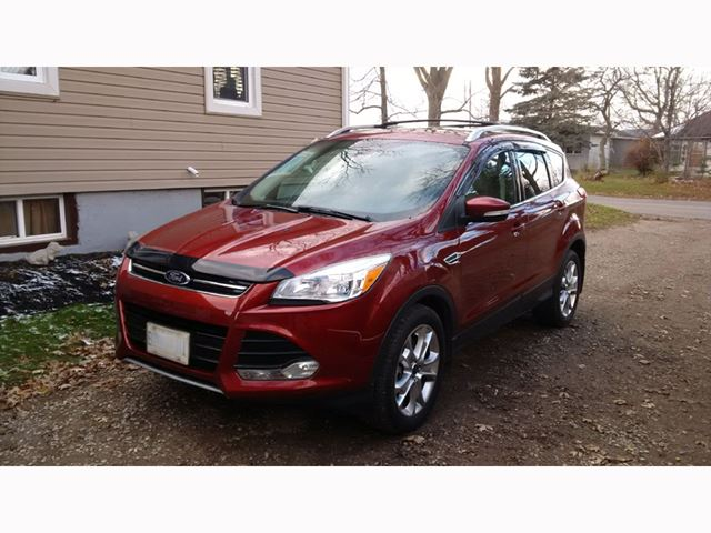 2016 ford escape 4wd 4dr titanium mississauga ontario used car for sale 2645125. Black Bedroom Furniture Sets. Home Design Ideas
