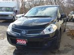 2009 Nissan Versa 1.8 S,cert&etested,low kms!! in Oshawa, Ontario