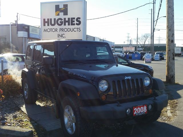 2008 jeep wrangler rubicon black hughes motor products for 2008 jeep wrangler motor