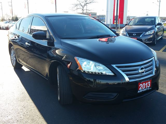 2015 nissan sentra sv brampton ontario used car for sale 2646110. Black Bedroom Furniture Sets. Home Design Ideas