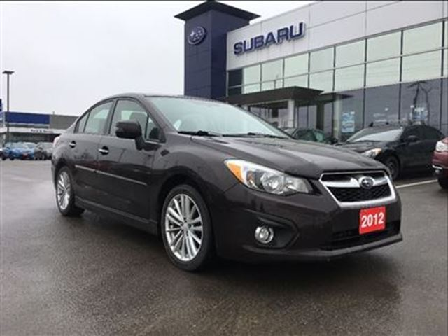 2012 Subaru Impreza 2.0i w/Limited Pkg in Kingston, Ontario