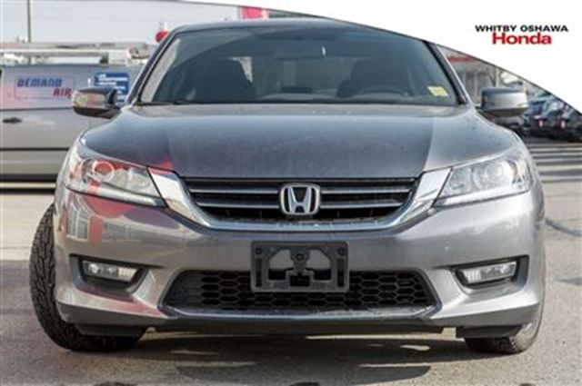 2014 honda accord sport whitby ontario used car for sale 2645526. Black Bedroom Furniture Sets. Home Design Ideas