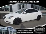 2011 Buick Regal CXL Turbo, SUNROOF, LEATHER! in Cobourg, Ontario