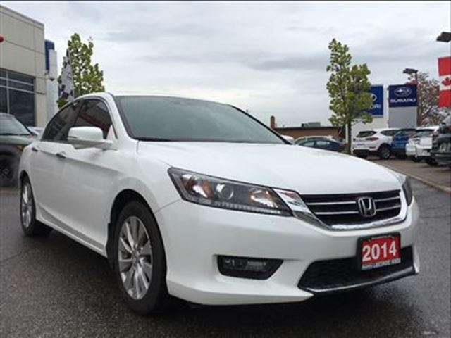 2014 honda accord ex l toronto ontario used car for for Honda accord 2014 for sale