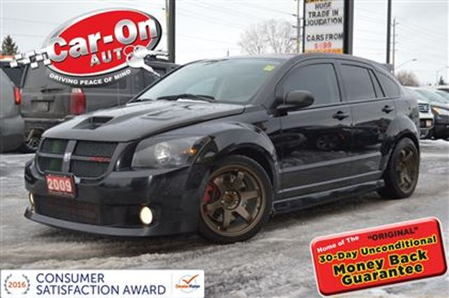 2009 dodge caliber srt4 ottawa ontario used car for. Black Bedroom Furniture Sets. Home Design Ideas