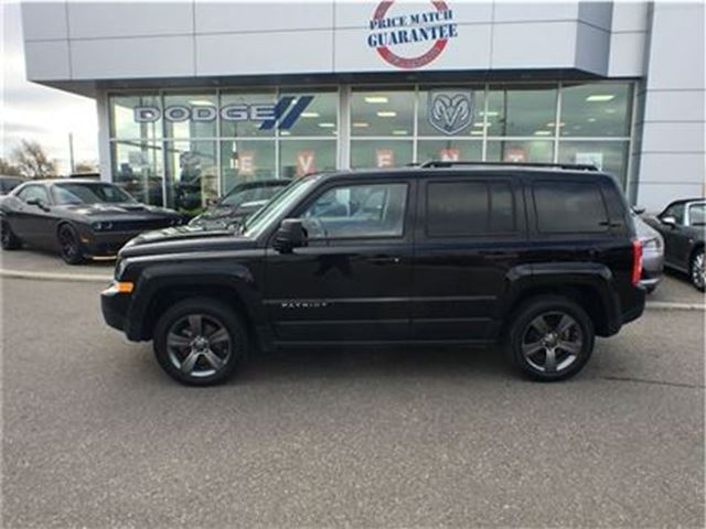 2015 jeep patriot high altitude georgetown ontario used car for sale 2646058. Black Bedroom Furniture Sets. Home Design Ideas