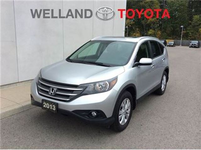 2013 HONDA CR-V Touring in Welland, Ontario