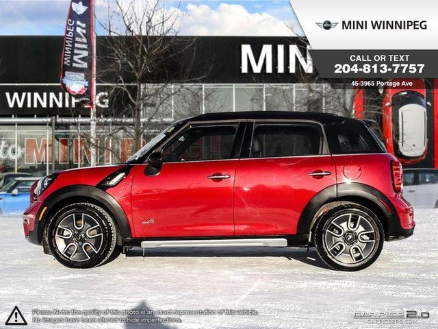 2016 mini cooper countryman s wired style loaded essential in. Black Bedroom Furniture Sets. Home Design Ideas