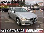 2012 BMW 3 Series 320 BlueTooth+Heated Leather Seats+Sunroof+New Brakes+ in London, Ontario