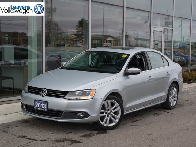 2013 volkswagen jetta highline 2 5 silver leavens. Black Bedroom Furniture Sets. Home Design Ideas