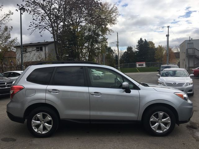 2014 subaru forester convience kitchener ontario used car for sale 2646219. Black Bedroom Furniture Sets. Home Design Ideas