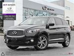 2015 Infiniti QX60 AWD // NAVIGATION // DELUXE PACKAGE // in Ottawa, Ontario