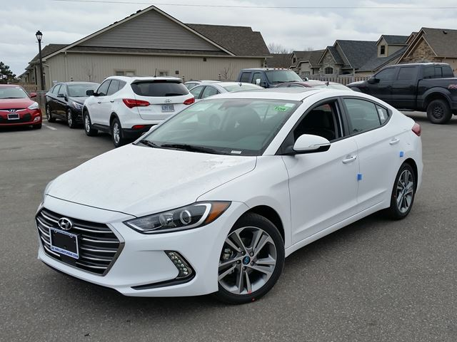 2017 hyundai elantra se leather sunroof only 66 weekly orillia ontario new car for sale. Black Bedroom Furniture Sets. Home Design Ideas