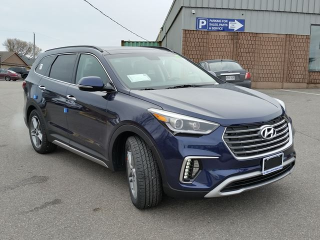 2017 hyundai santa fe xl limited 6 passenger awd only 123 weekly orillia ontario new car. Black Bedroom Furniture Sets. Home Design Ideas