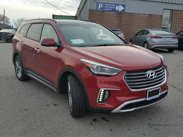 2017 hyundai santa fe xl limited 6 passenger awd only 123 weekly orillia ontario new car for. Black Bedroom Furniture Sets. Home Design Ideas