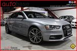 2015 Audi S4 TECHNIK PLUS in Woodbridge, Ontario