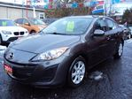 2011 Mazda MAZDA3 ONE OWNER!! ACCIDENT FREE!! LOW KMS!! in Ottawa, Ontario
