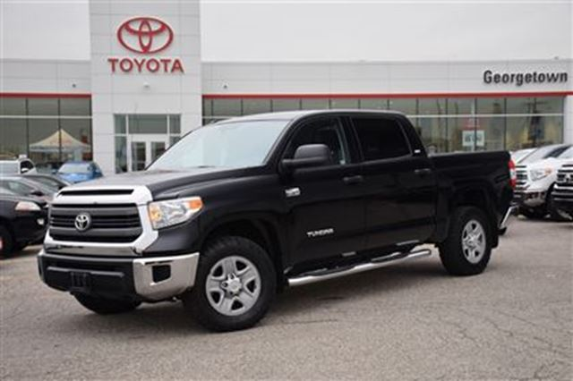 2014 toyota tundra sr5 black georgetown toyota. Black Bedroom Furniture Sets. Home Design Ideas
