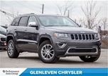 2016 Jeep Grand Cherokee LIMITED. Arriving soon...photos to come in Oakville, Ontario