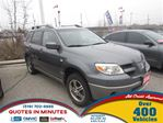2006 Mitsubishi Outlander LS   FRESH TRADE   GREAT SHAPE in London, Ontario