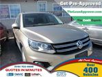 2016 Volkswagen Tiguan Special Edition   AWD   ONE OWNER   CAM   BLUETOOT in London, Ontario