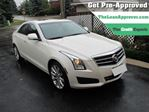 2014 Cadillac ATS 2.0L Turbo Luxury   LEATHER   AWD   ROOF   NAV in London, Ontario