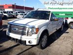 2011 Ford F-150 Platinum * NAV * PWR ROOF * LEATHER * PWR SEATS in London, Ontario