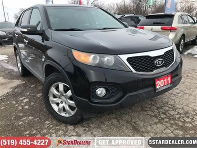 2011 KIA Sorento LX   GREAT DEAL   COME AND SEE YOURSELF in London, Ontario