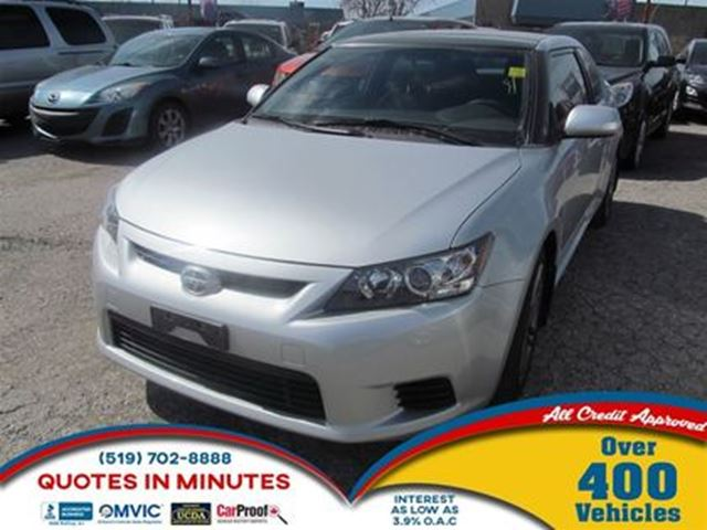 2011 SCION TC ROOF   BLUETOOTH in London, Ontario