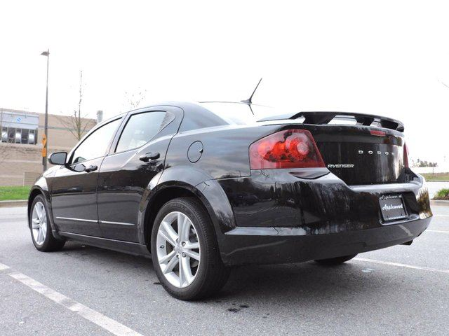 2013 dodge avenger sxt surrey british columbia used car for sale 2646398. Cars Review. Best American Auto & Cars Review