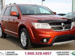 2013 Dodge Journey R/T AWD - LOCAL EDMONTON TRADE IN | NO ACCIDENTS | REMOTE STARTER | 2 SETS OF RIMS AND TIRES | HEATED LEATHER SEATS | BACK UP CAMERA | CLIMATE CONTROL WITH AC | HEATED STEERING WHEEL | PARKING SENSORS | ALPINE AUDIO | LOW KMS in Edmonton, Alberta