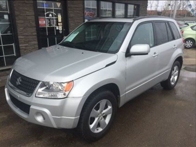 2010 Suzuki Grand Vitara JLX-L LOADED 56K 4X4 in Edmonton, Alberta