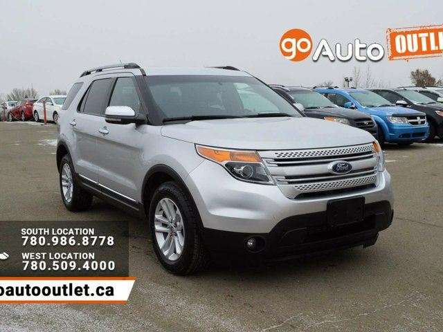 2011 ford explorer xlt edmonton alberta used car for. Black Bedroom Furniture Sets. Home Design Ideas