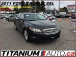 2011 Ford Taurus SEL+BlueTooth+SYNC+Heated Leather Seats+New Tires+ in London, Ontario