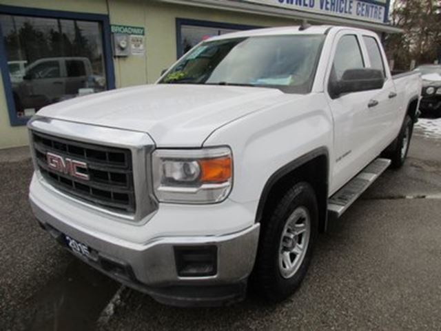 2015 GMC Sierra 1500 READY TO WORK SLE EDITION 6 PASSENGER 5.3L - VO in Bradford, Ontario