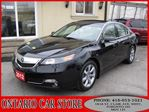 2012 Acura TL TECH PKG. NAVIGATION LEATHER SUNROOF in Toronto, Ontario