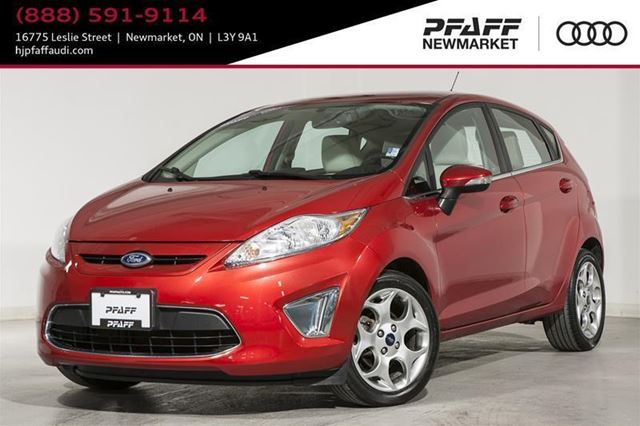 2011 ford fiesta ses newmarket ontario used car for. Black Bedroom Furniture Sets. Home Design Ideas