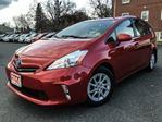 2014 Toyota Prius   ONE OWNER+DEALER SERVICED! in Cobourg, Ontario